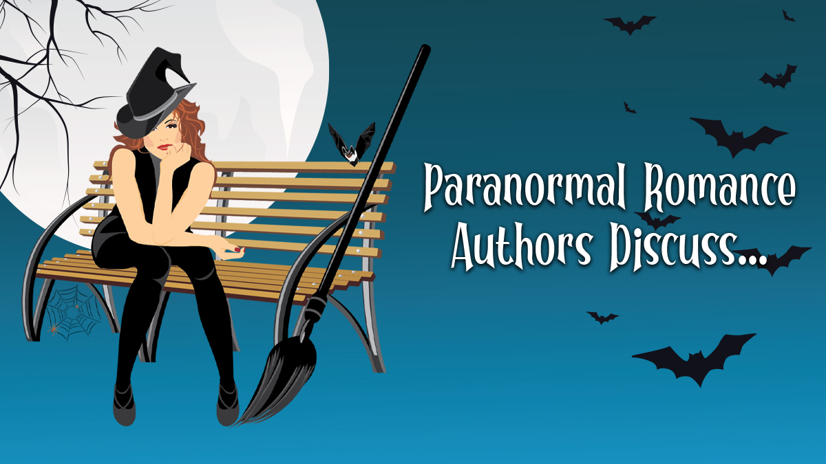 Paranormal Romance Authors Discuss Banner